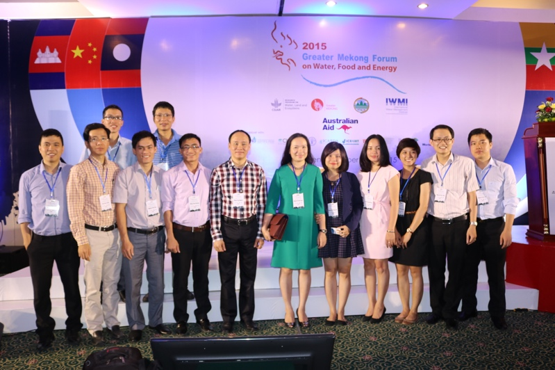 Greater Mekong Forum on Water-Food and Energy